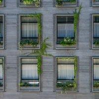 Façade of 41 Bond, Manhattan, New York, 2011.