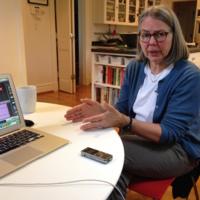 Pamela Gustavson Johnson Interview