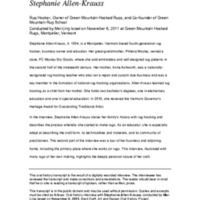 Stephanie Allen-Krauss - BGC Oral History Project.pdf