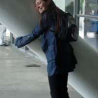 brazil 2008 hugging an oscar niemeyer column.JPG