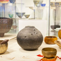 Object Focus: The Bowl, installation view, 2013, Museum of Contemporary Craft