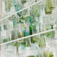 Forest Glass (detail).